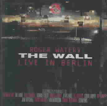 WALL-LIVE IN BERLIN BY WATERS,ROGER (CD)